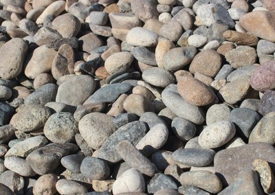1.5″ Grey River Rock