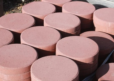 12″ Round Stepping Stones
