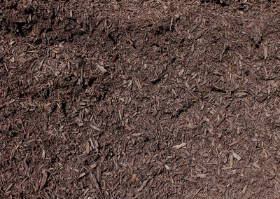 Brown Fine Shredded Mulch